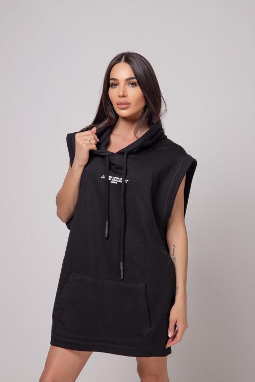alice-evis-dove-sleeveless-hoodie
