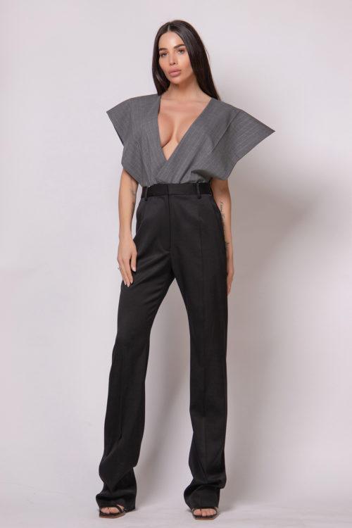 mm6-maison-margiela-cap-sleeve-v-neck-jumpsuit