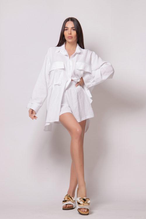 evis-style-white-split-open-back-shirt
