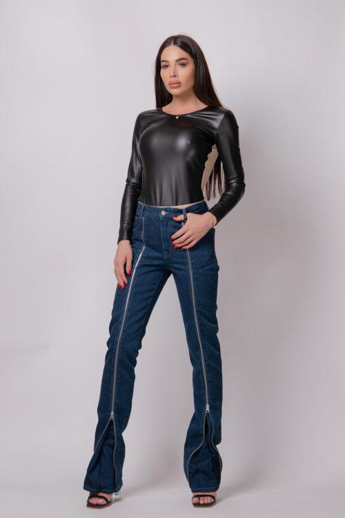 mm6-maison-margiela-indigo-zip-jeans